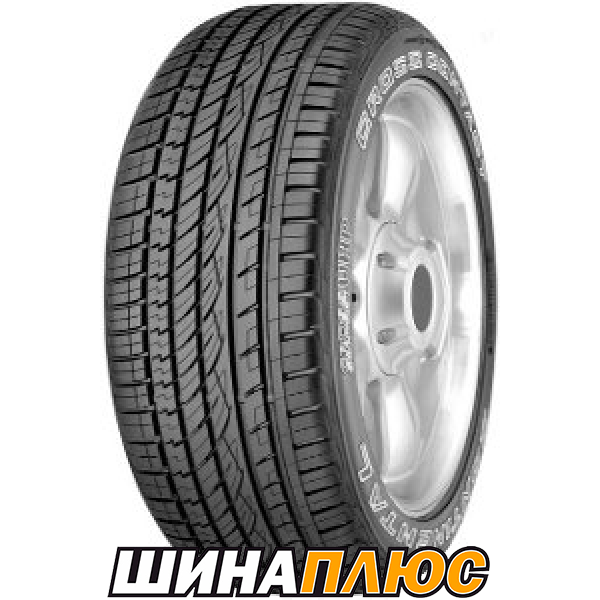 235/50R19 CONTINENTAL CrossContact UHP 99V М
