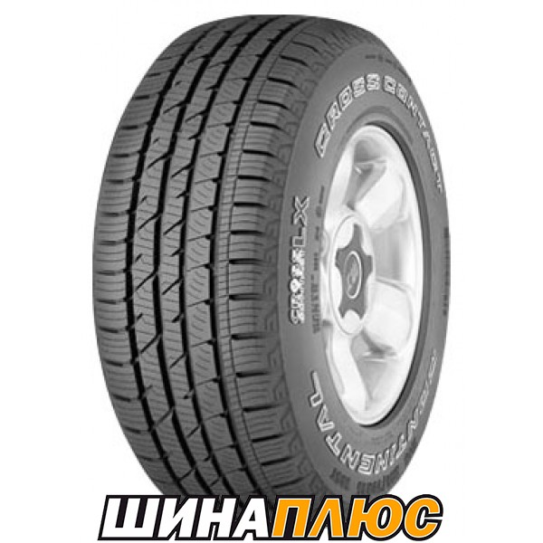 285/60R18 Continental ContiCrossContact 116V FR LX2 М